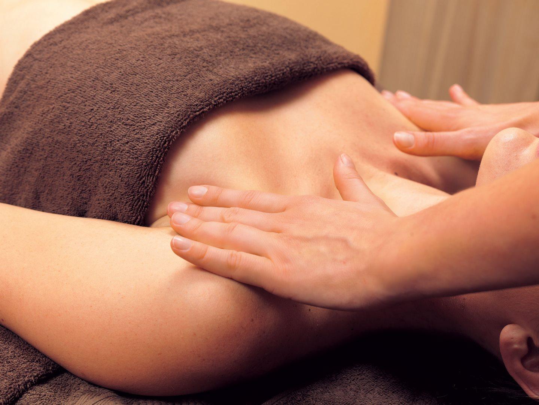 massage axilaire luzéa