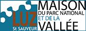 logo maison de la vallée luz